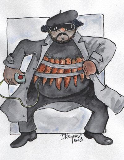 Daniel Wegner - ilustracje